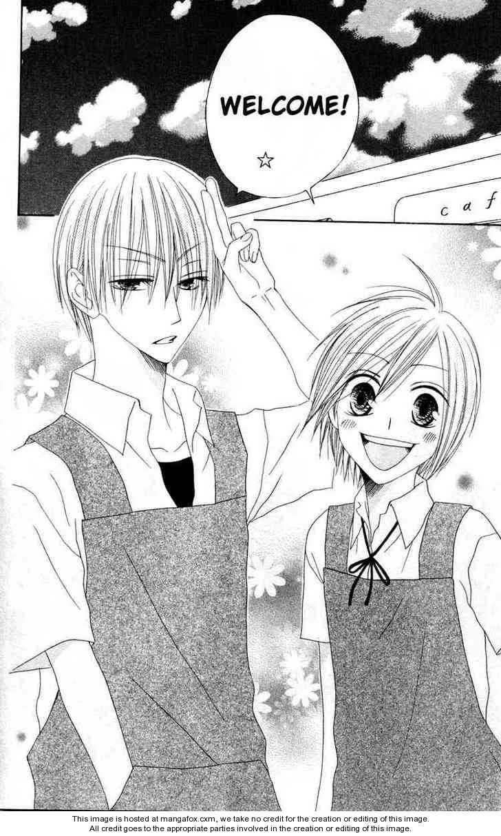 Shiawase Kissa Sanchoume 27 Page 2