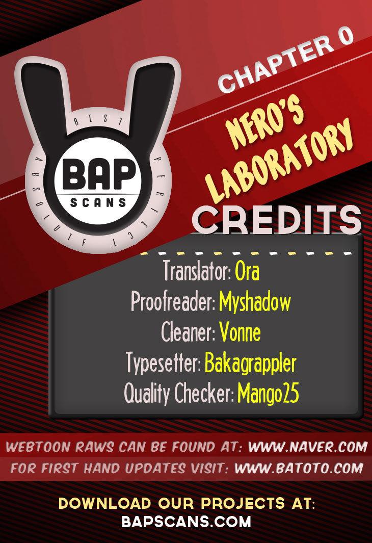 Nero's Laboratory 1 Page 1