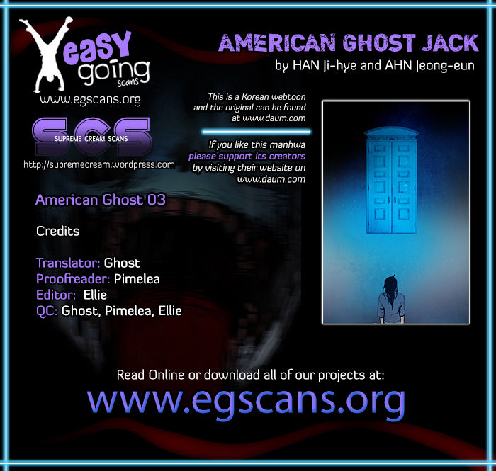 American Ghost Jack 3 Page 1