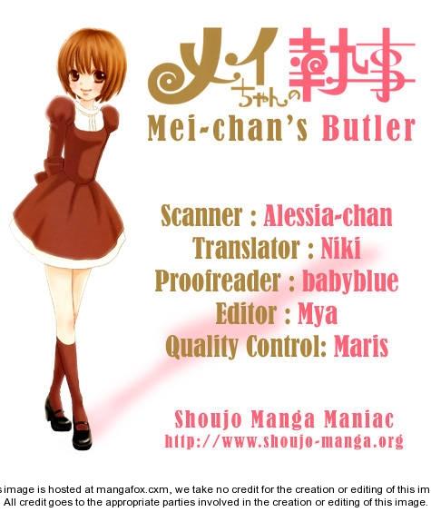 Mei-chan no Shitsugi 30 Page 1