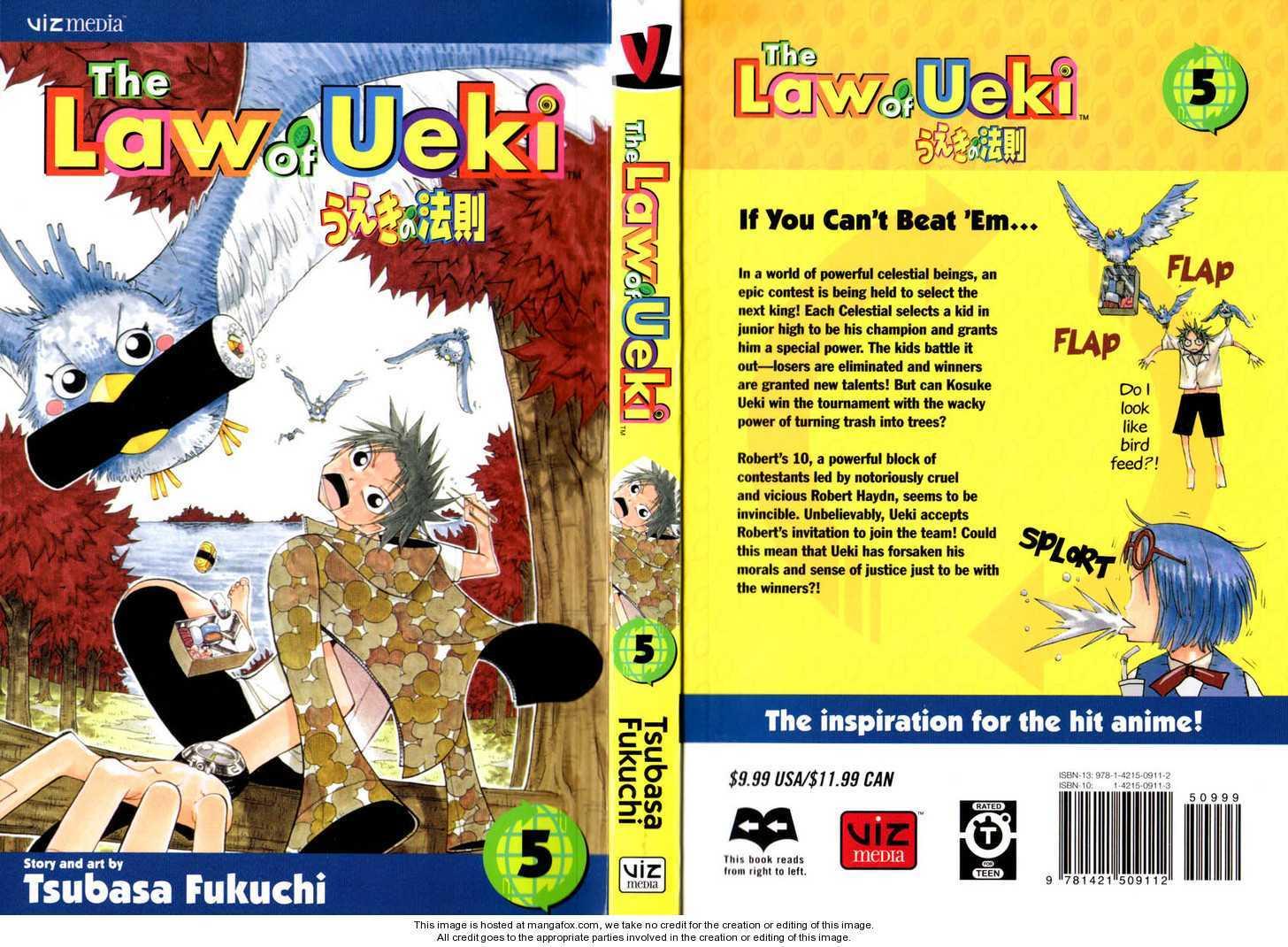 Law of Ueki 0.1 Page 1