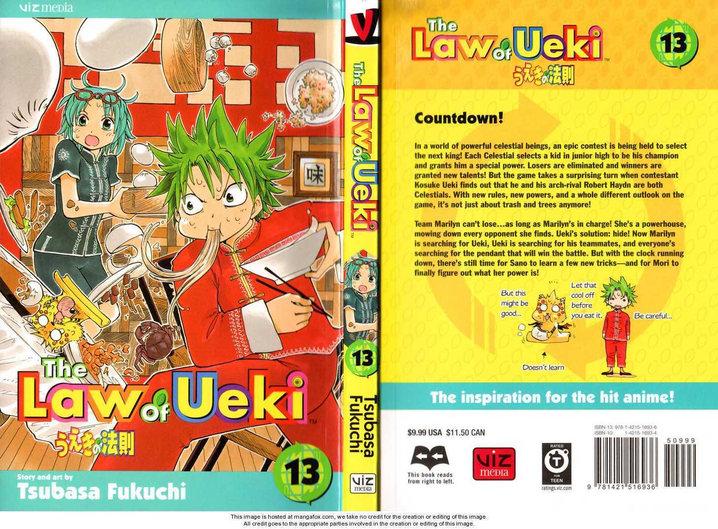 Law of Ueki 0 Page 1