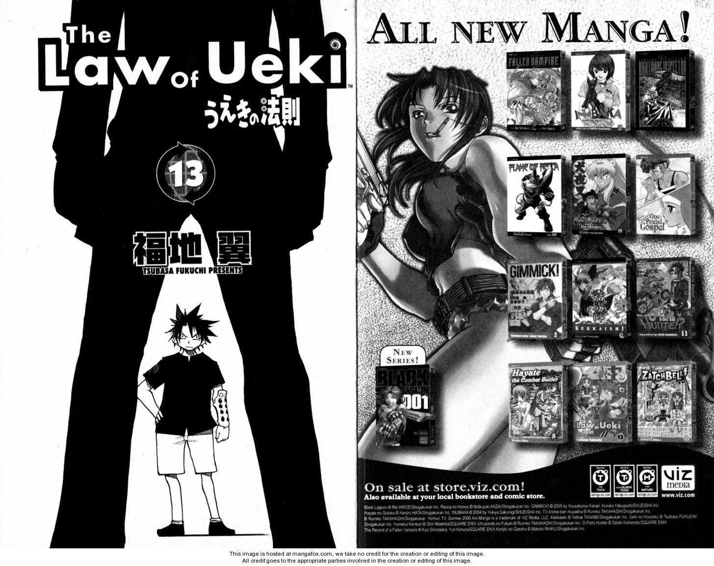 Law of Ueki 0 Page 2