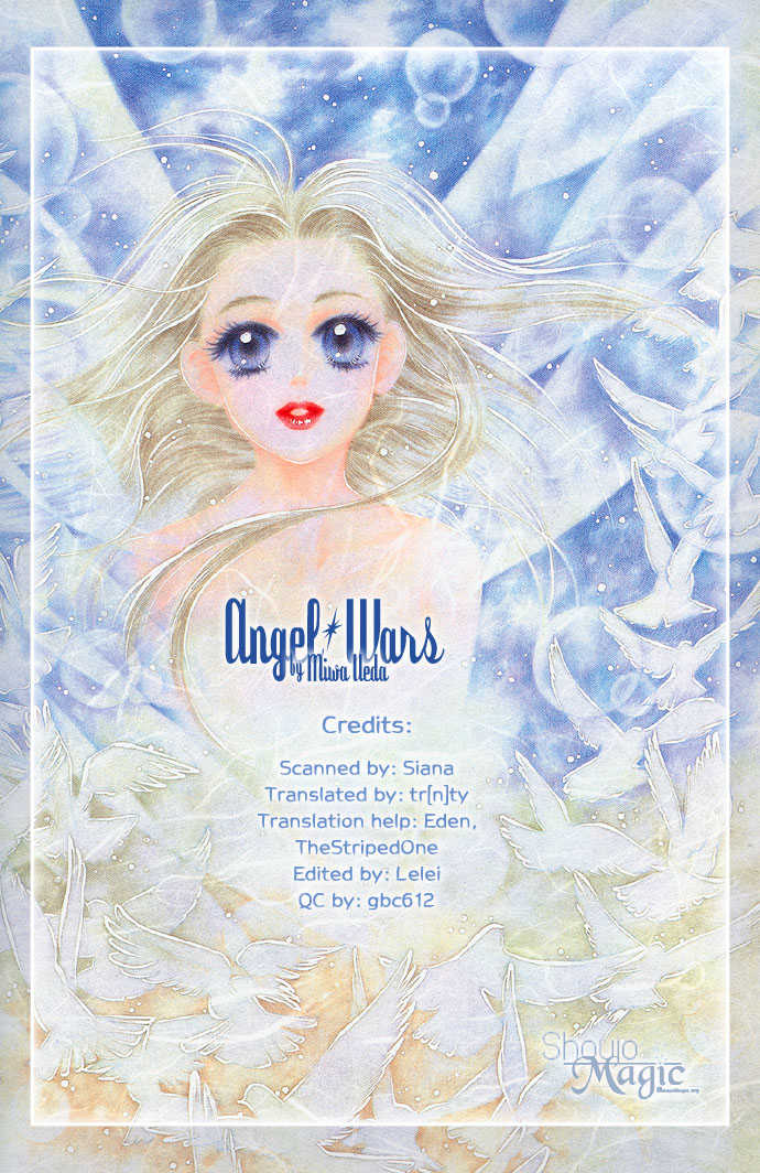 Angel Wars 7 Page 1