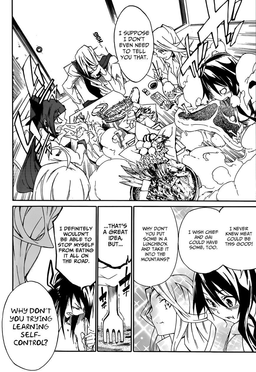 Akame ga Kiru! Zero 9 Page 2