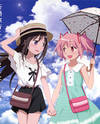 Mahou Shoujo Madoka Magica dj - We Went on Our Honeymoon