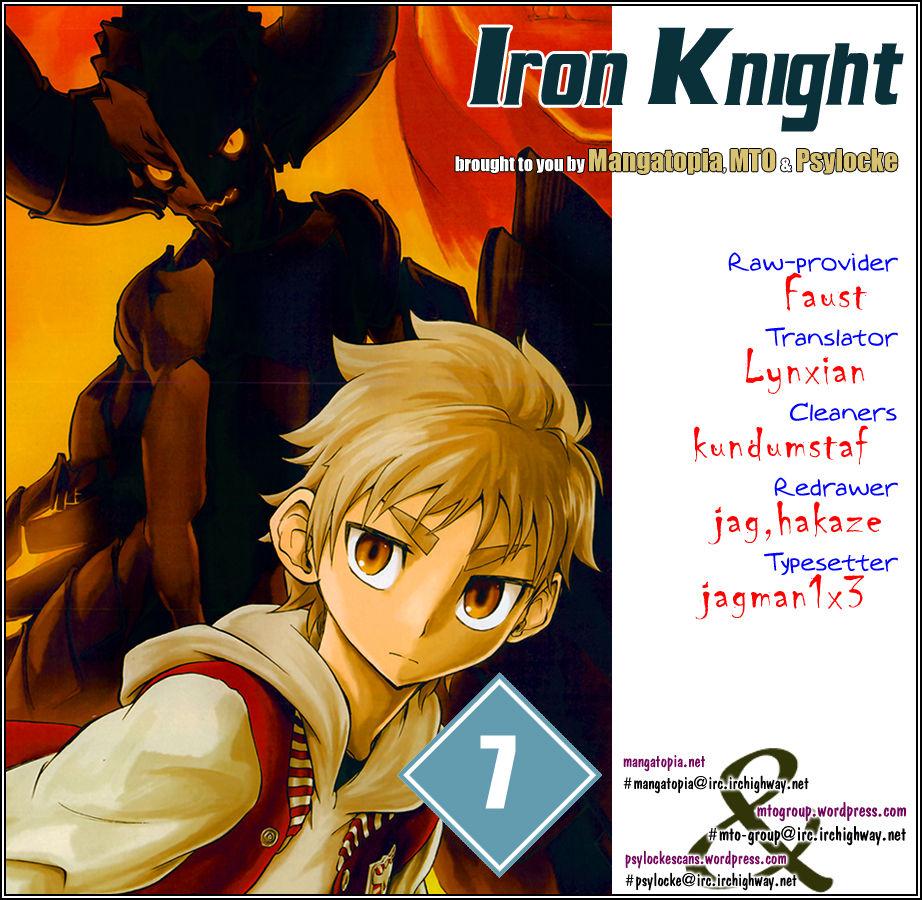 Iron Knight 7 Page 1