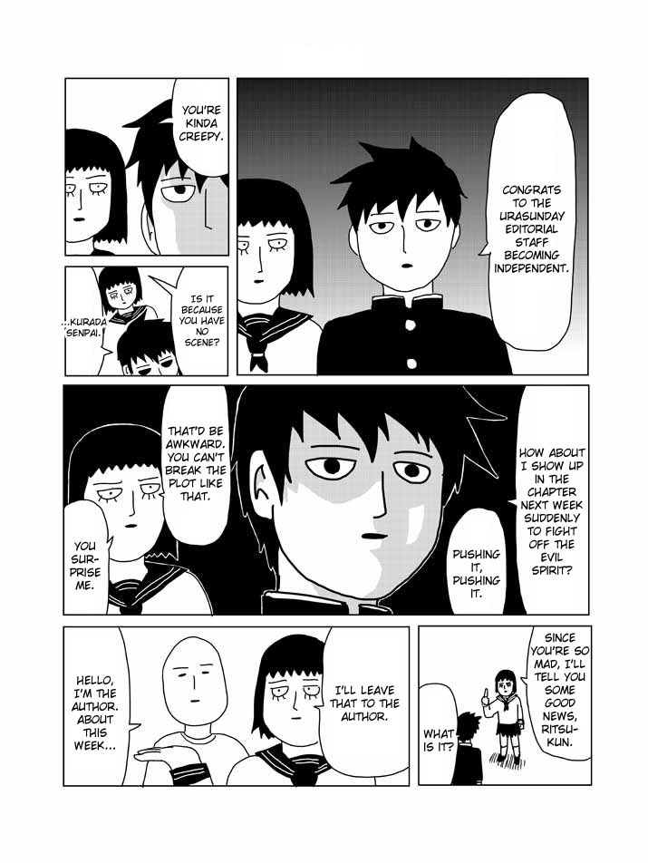 Mob Psycho 100 58.5 Page 1