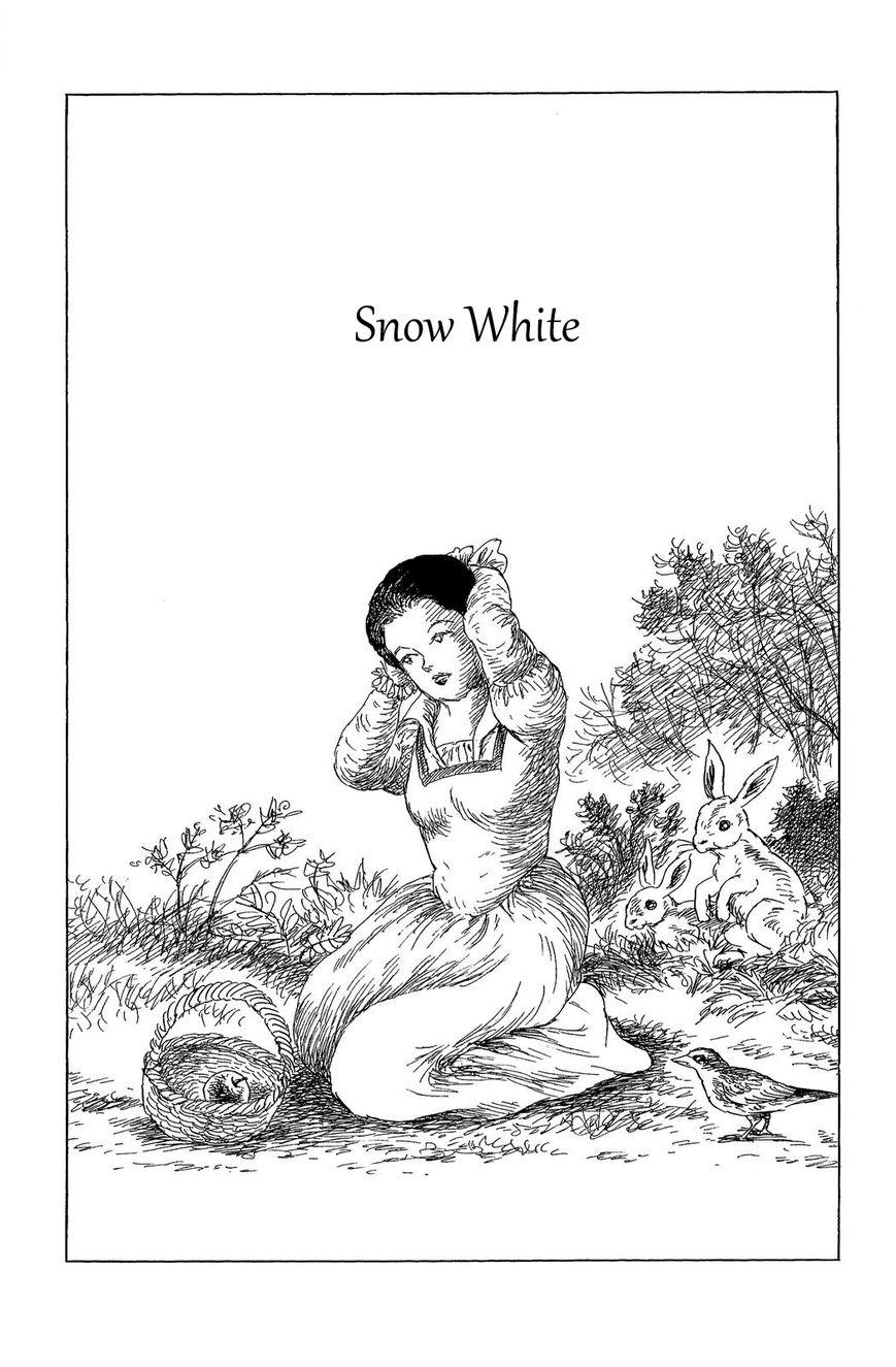 Sneewittchen - Geschichten nach Grimm 4 Page 1