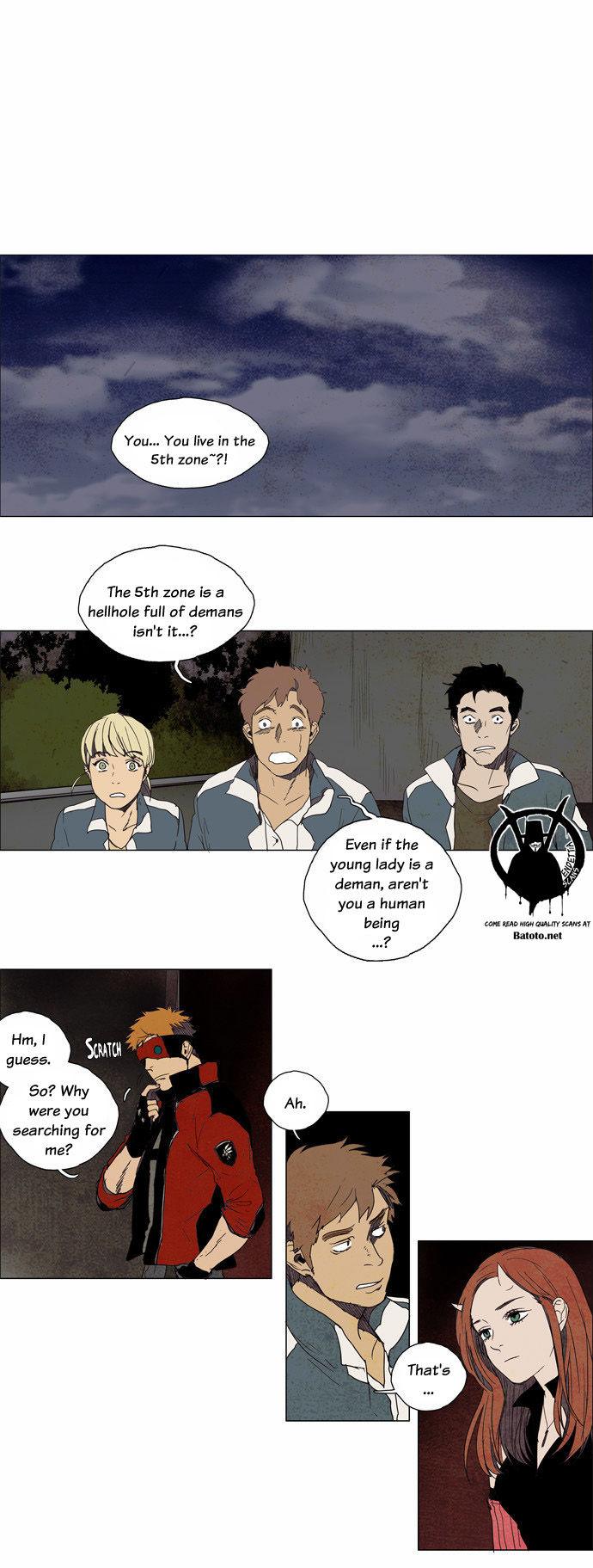 Lessa the Crimson Knight 2 Page 2