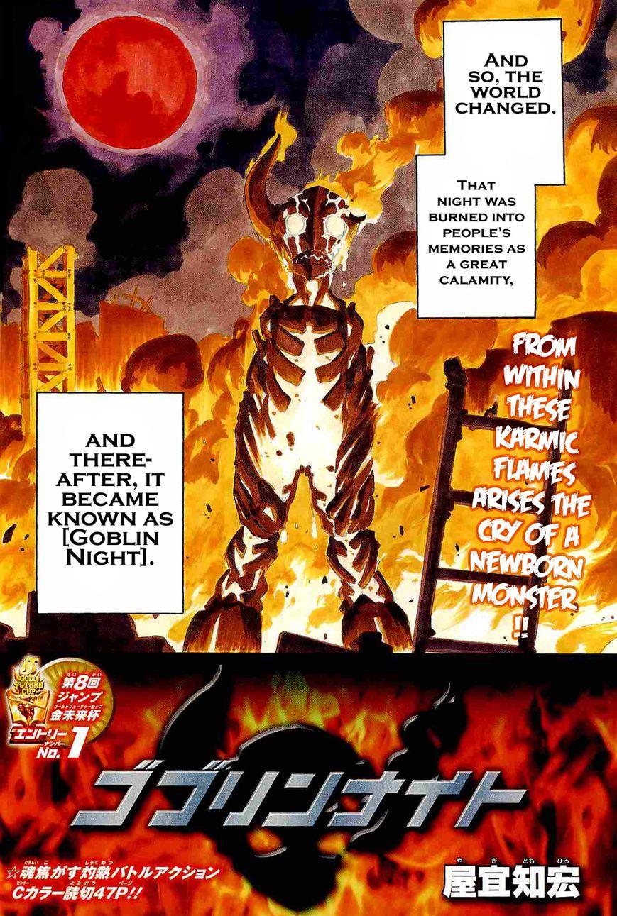 Goblin Night 1 Page 2