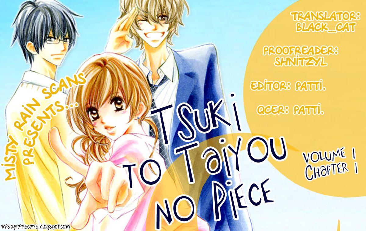 Tsuki to Taiyou no Piece 1 Page 1