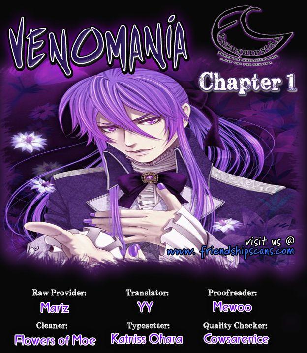 Venomania Kou no Kyouki 1 Page 1