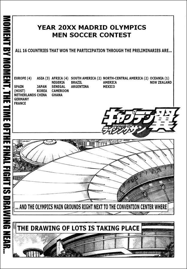 Captain Tsubasa - Rising Sun 8 Page 1