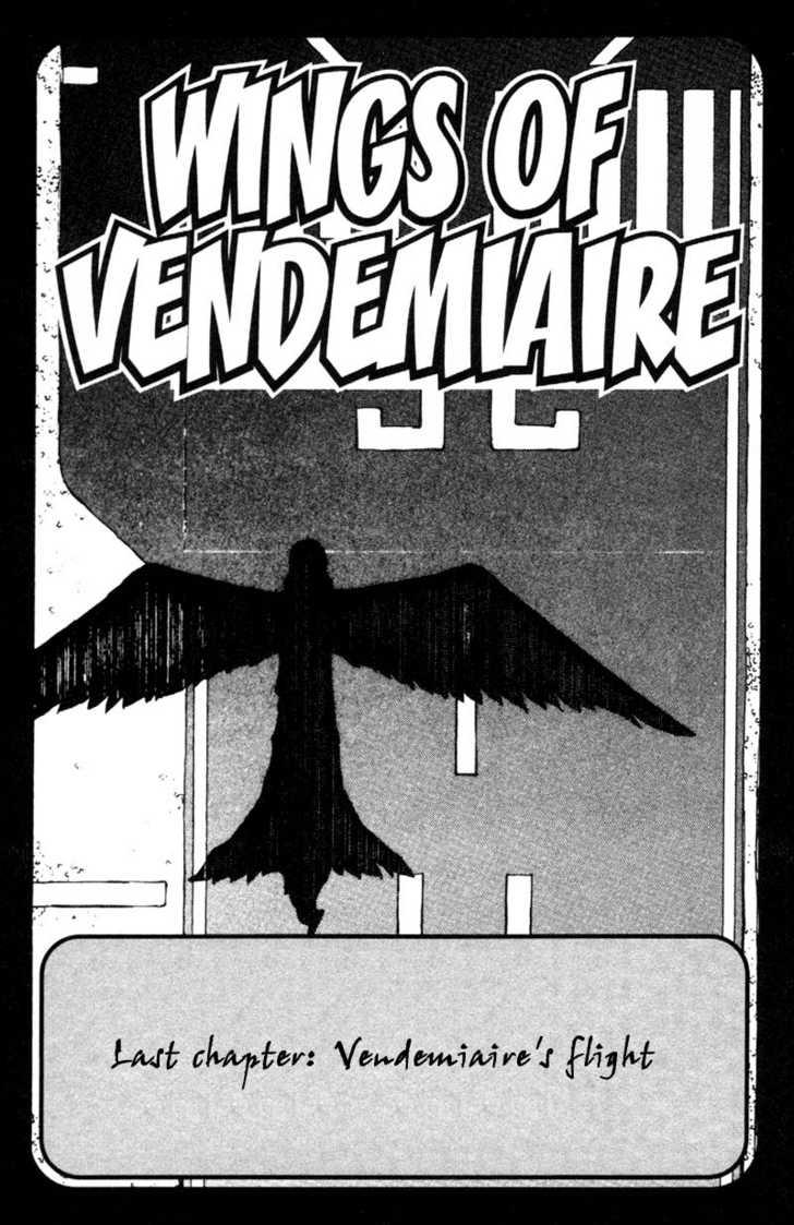 Vandemieru no Tsubasa 8 Page 1