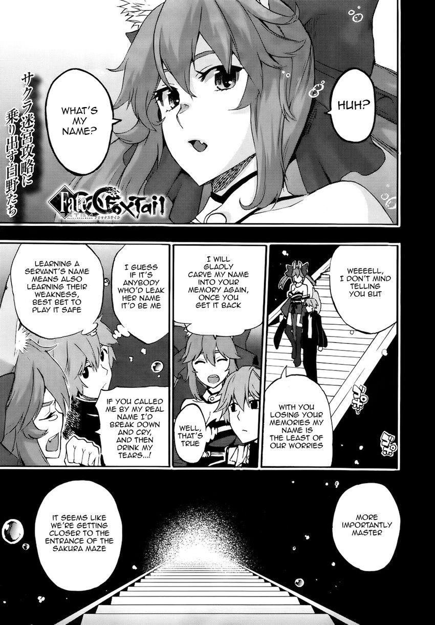 Fate/Extra - Mikon! Kyasuko-chan!? 4 Page 2
