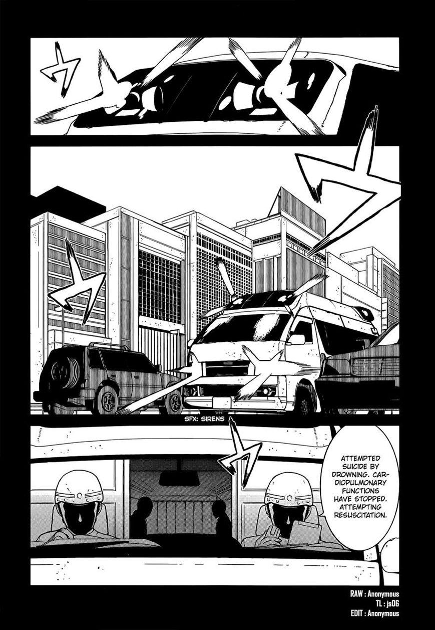 Toaru Majutsu no Kinsho Mokuroku Gaiden - To Aru Kagaku no Ippou Tsuukou 3 Page 2