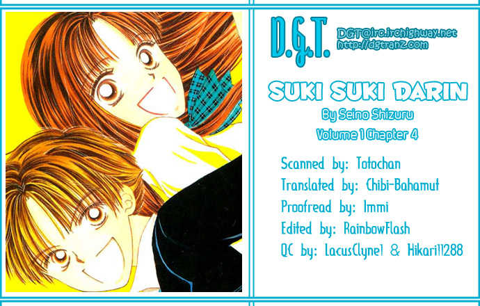 Suki Suki Darin 4 Page 1