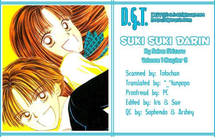 Suki Suki Darin 5 Page 1
