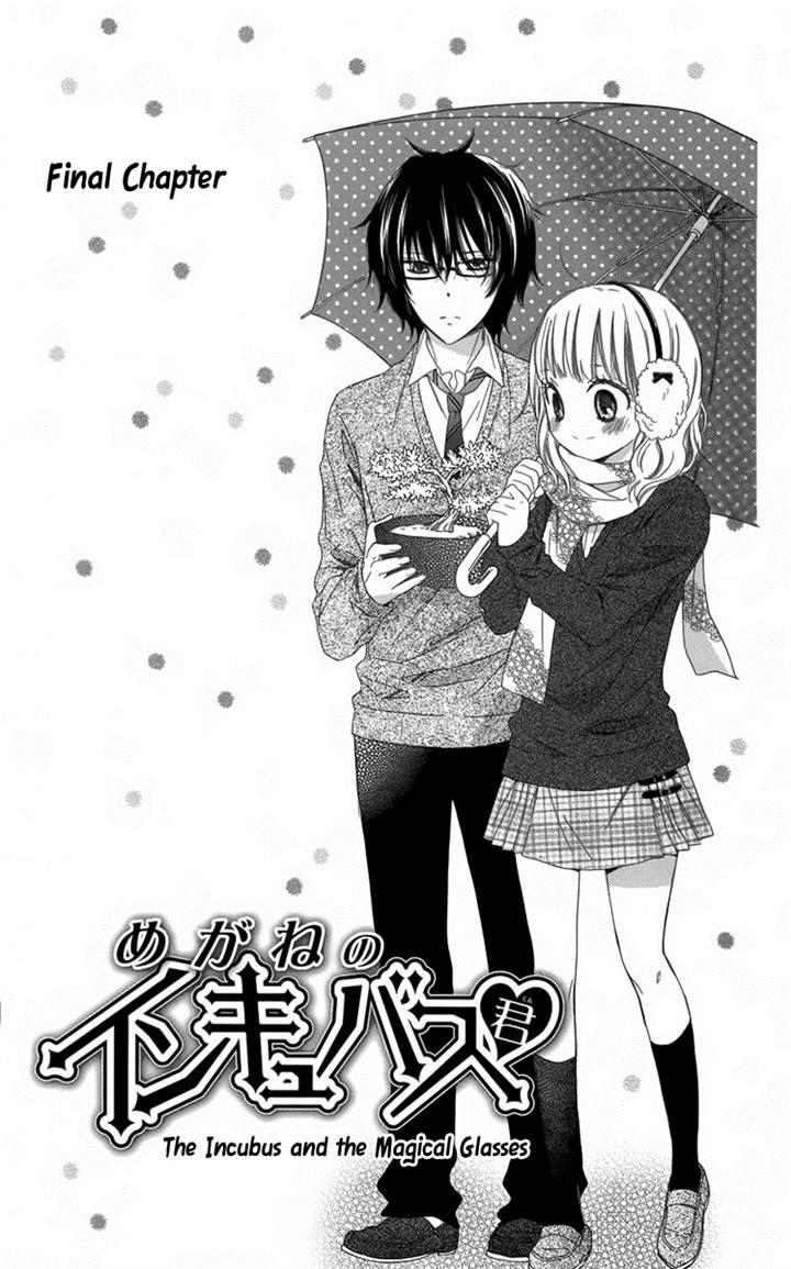 Megane no Incubus-kun 3 Page 1