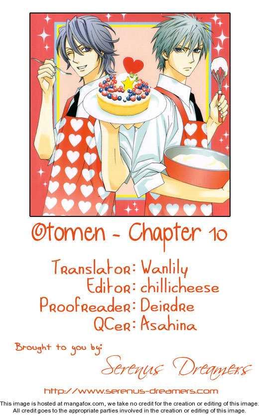 Otomen 10 Page 1