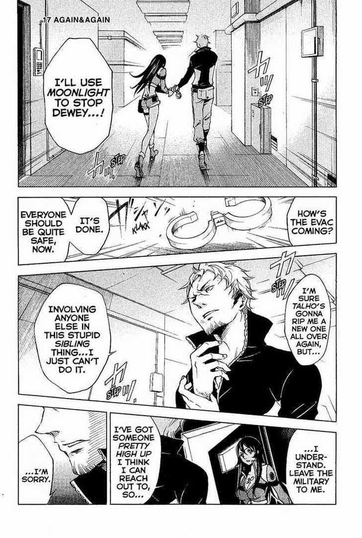 Eureka Seven 17 Page 1