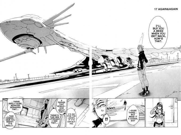Eureka Seven 17 Page 2