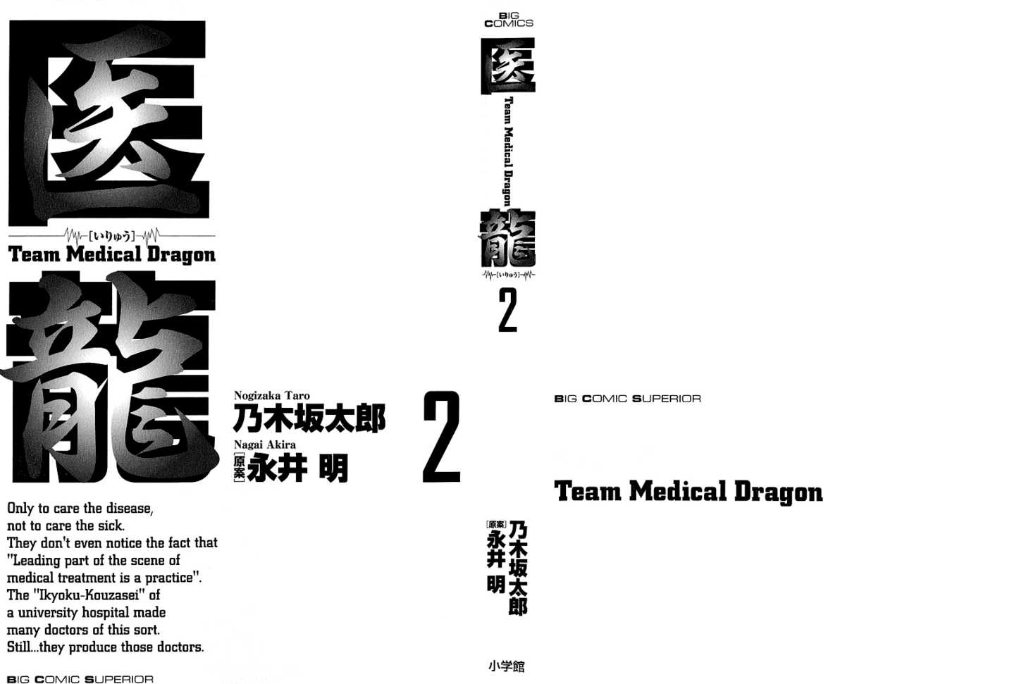 Team Medical Dragon 8 Page 2