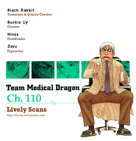 Team Medical Dragon 110 Page 1
