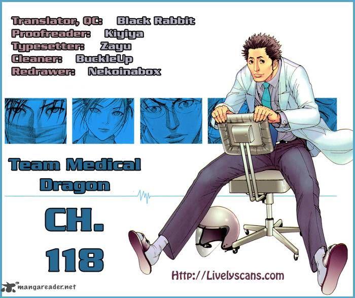 Team Medical Dragon 118 Page 1
