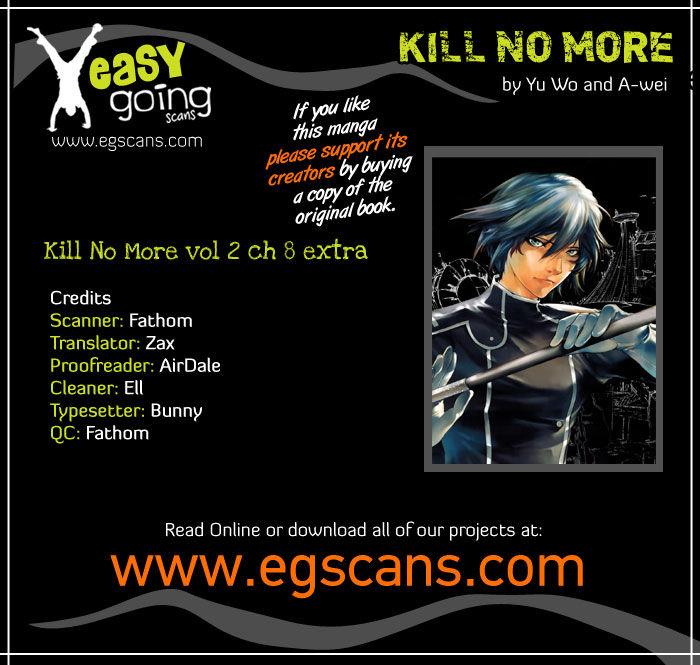 Kill No More 8.5 Page 1