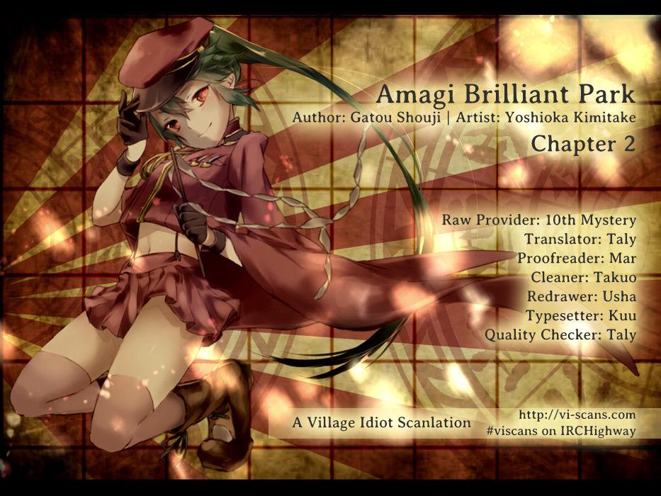 Amagi Brilliant Park 2 Page 2