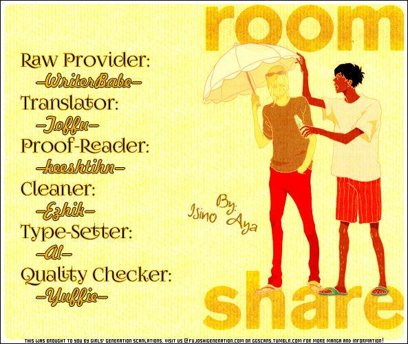Room Share (ISINO Aya) 3 Page 1