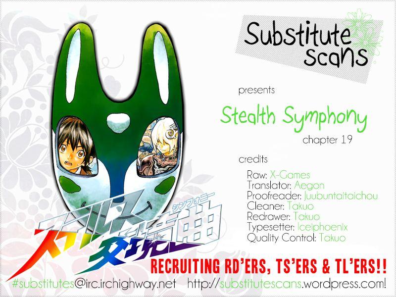 Stealth Symphony 19 Page 1