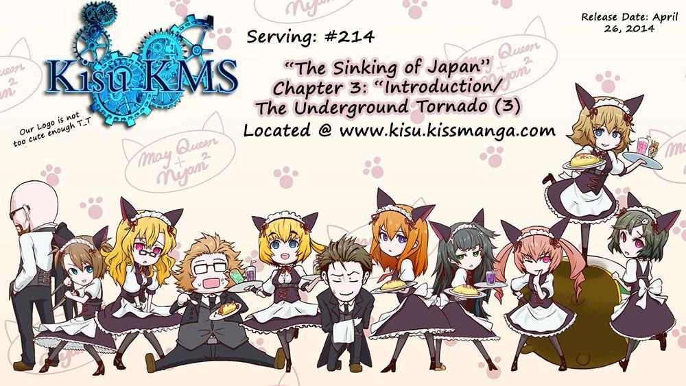 Nihon Chinbotsu 3 Page 1