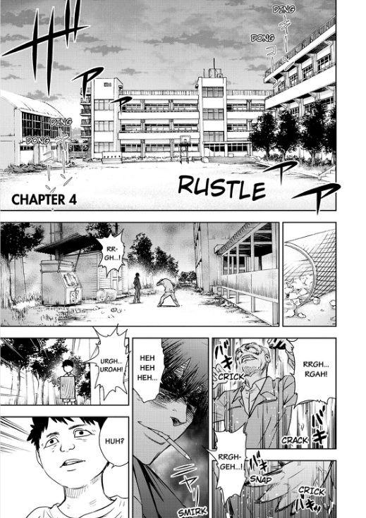 Action Kamen 4 Page 1