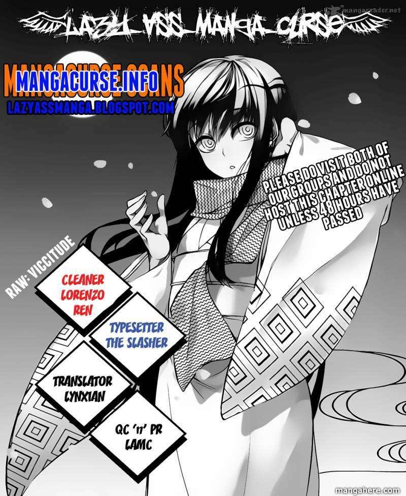Nurarihyon no Mago 167 Page 1