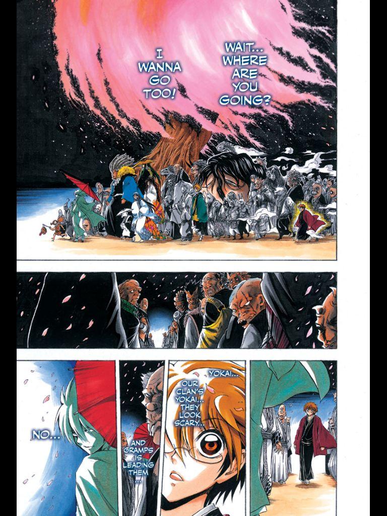 Nurarihyon no Mago 208 Page 1
