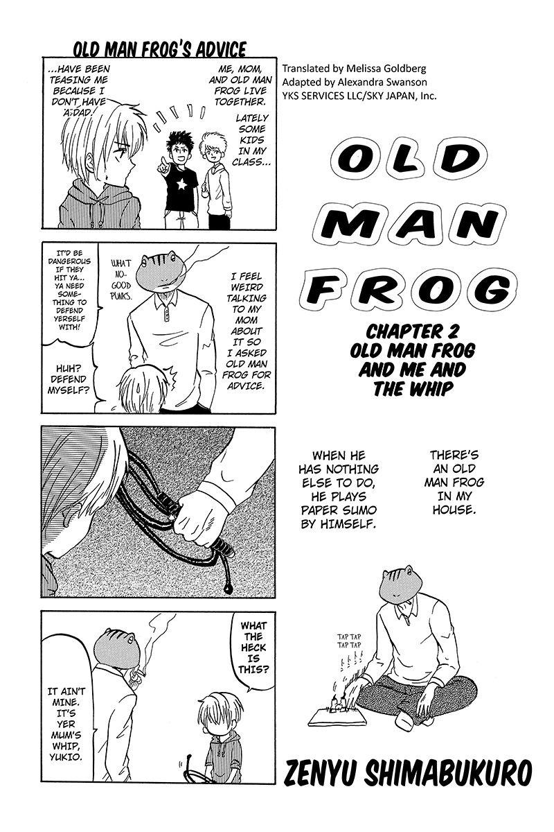 Kaeru no Ossan 2 Page 1