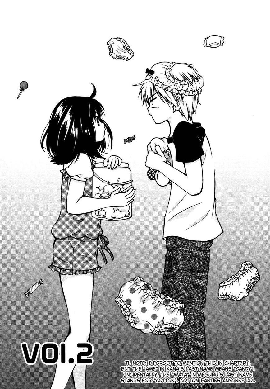 Senakagurashi 2 Page 1