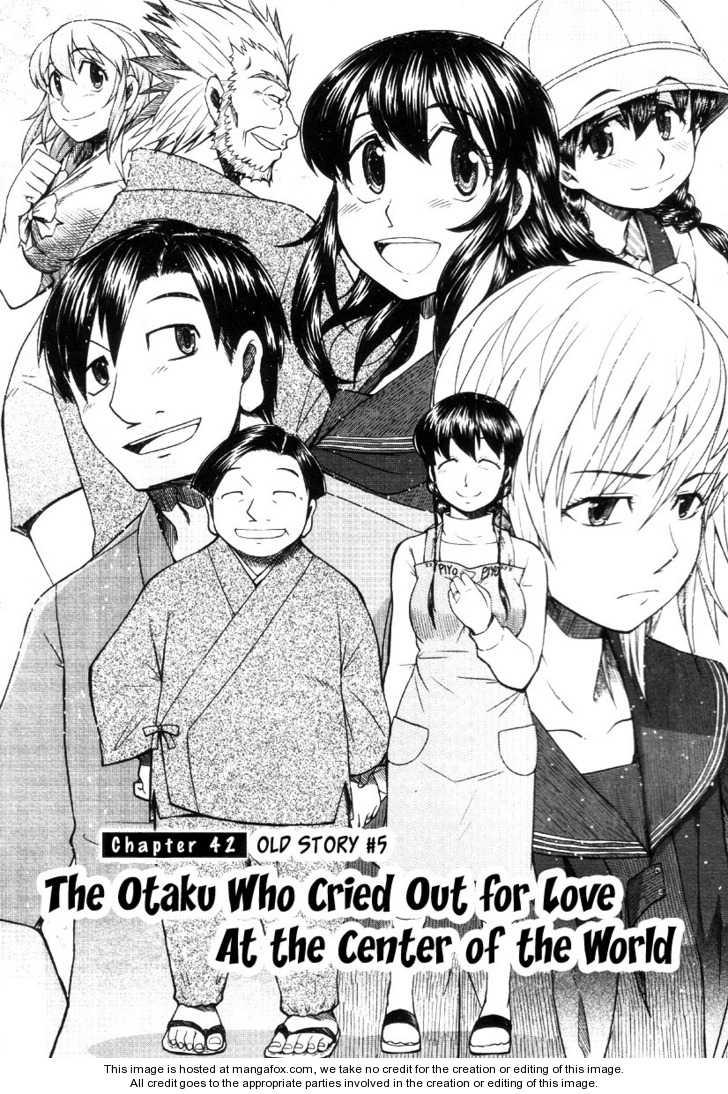 Otaku no Musume-san 42 Page 3