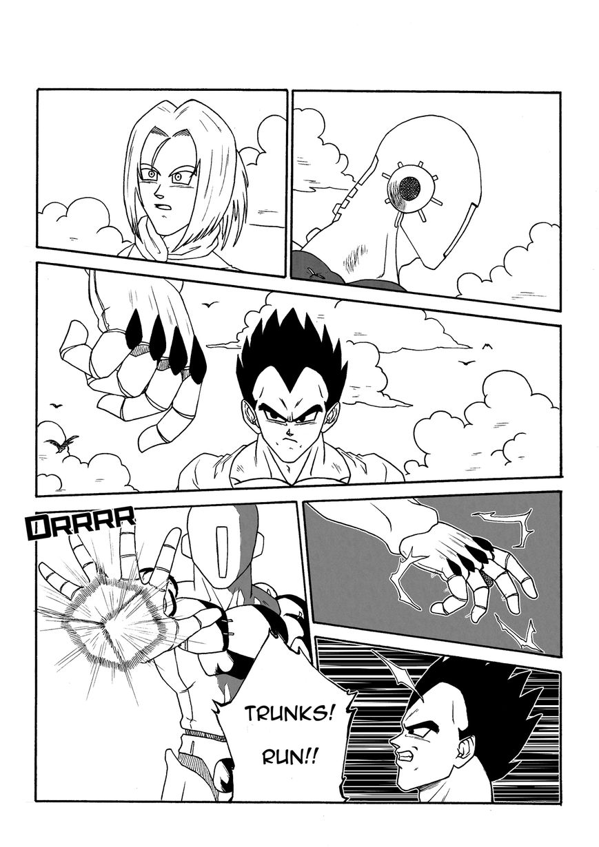 DragonBall Next-Gen 2 Page 2