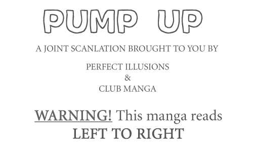 Pump Up! 3 Page 1