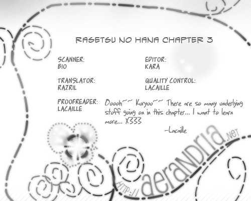Rasetsu no Hana 3 Page 2