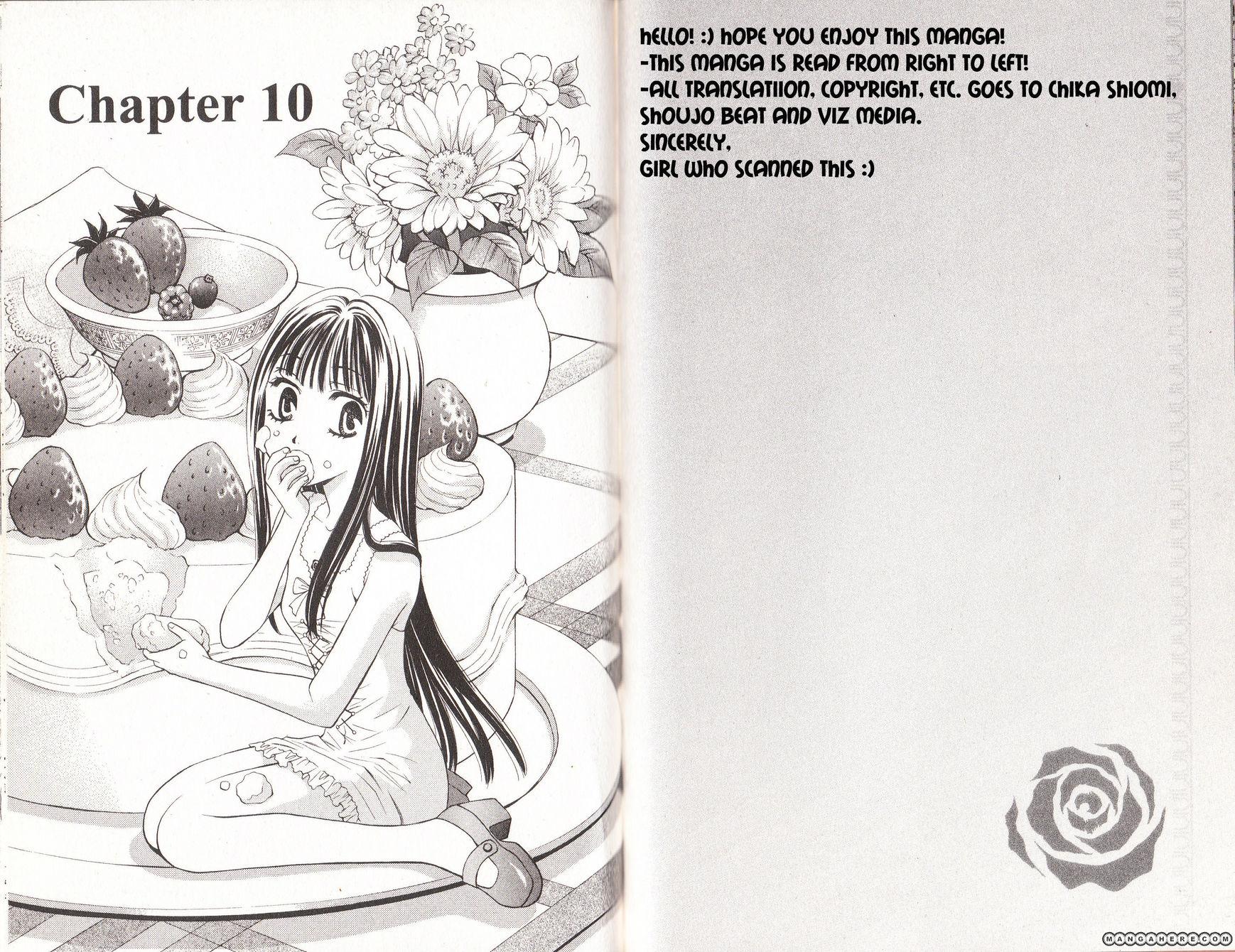Rasetsu no Hana 10 Page 1