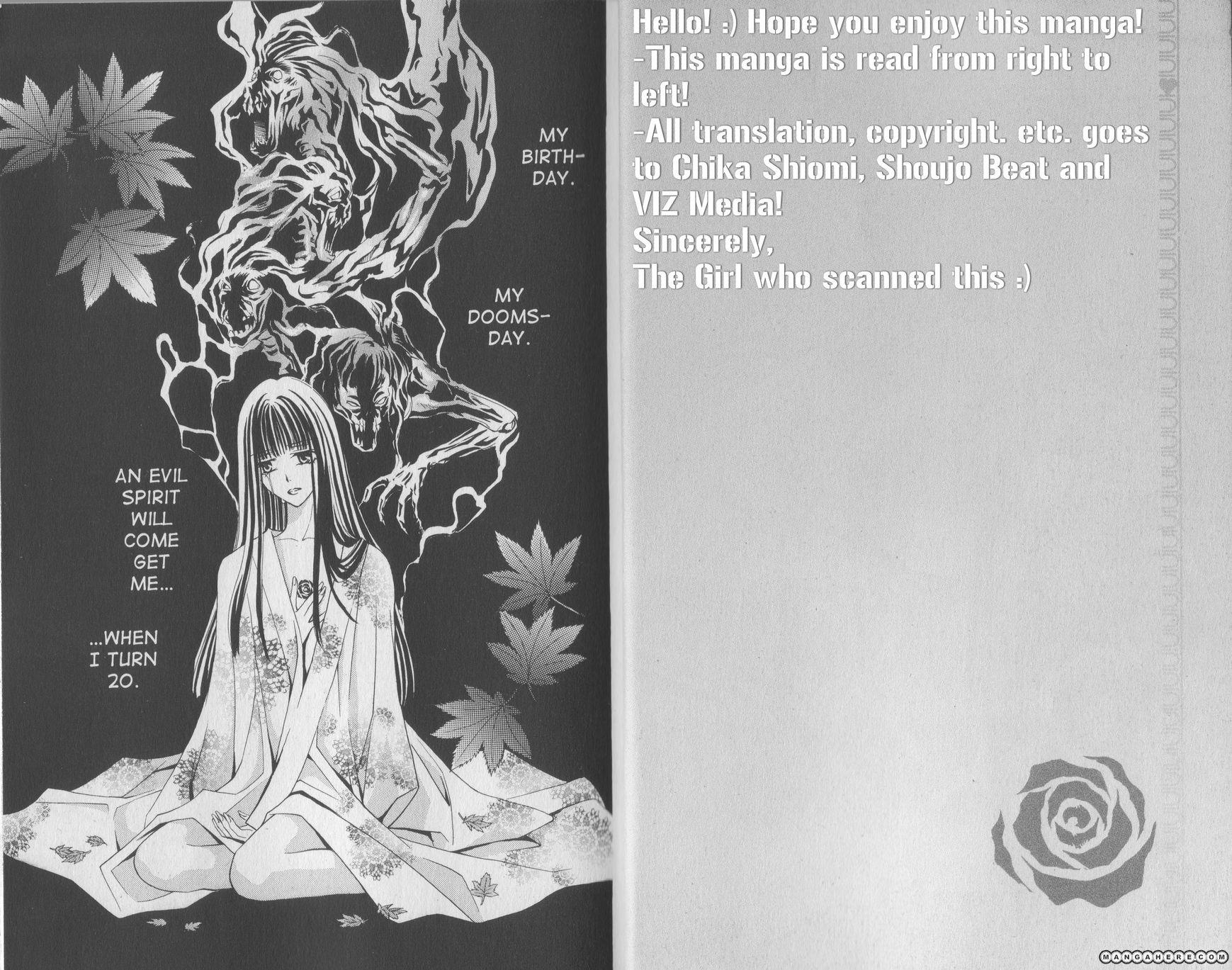 Rasetsu no Hana 12 Page 2