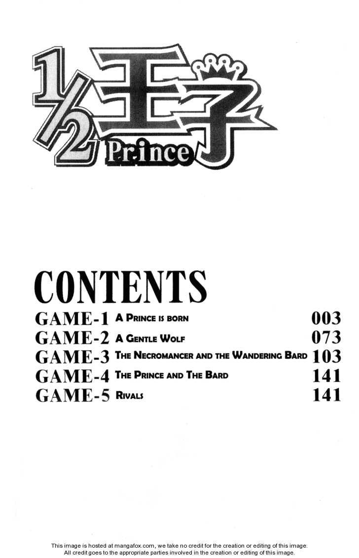 1/2 Prince 1 Page 3