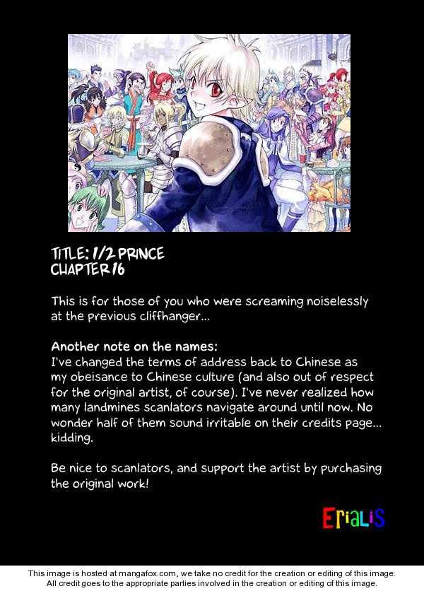 1/2 Prince 16 Page 1