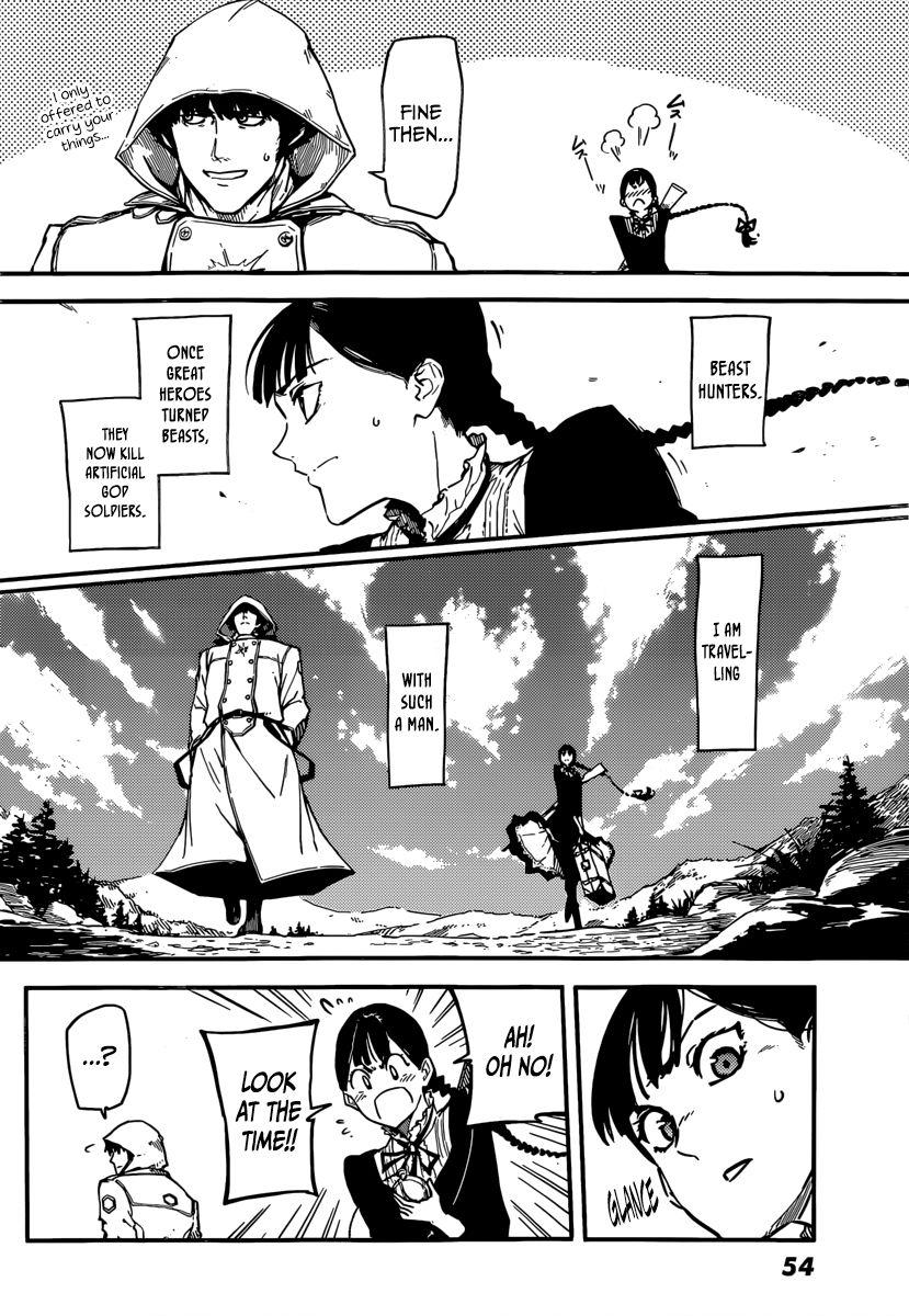 Katsute Kami Datta Kemonotachi e 2 Page 2