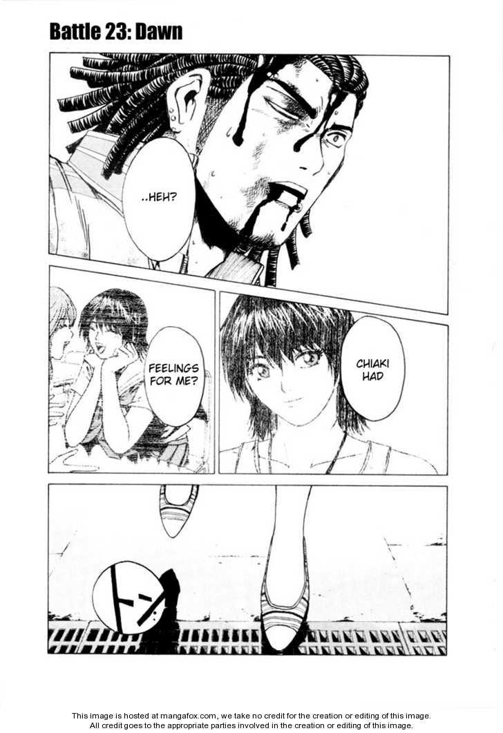 Kamen Teacher 23 Page 1